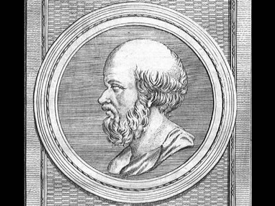 "<a href=""/people/ancient_epoch/eratosthenes.html"">Eratosthenes</a> was a Greek scientist  who lived from 276 to 194 B.C. He studied astronomy, geography, and math. Eratosthenes is famous for making the <a href=""/the_universe/uts/eratosthenes_calc_earth_size.html"">first good measurement of the size of the Earth</a>. This portrait, drawn long after he was dead, shows what the artist thought he might have looked like.<p><small><em>Public domain.</em></small></p>"